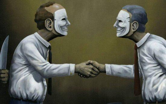 những câu nói về người hai mặt