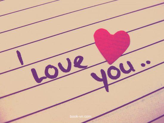 Stt yêu anh ngắn